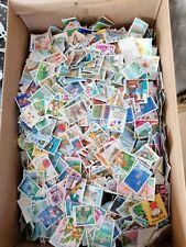 100 timbres du Japon récents . Plusieurs lots