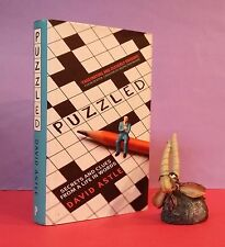 D Astle: Puzzled: Secrets & Clues From a Life in Words/words/humour/reference
