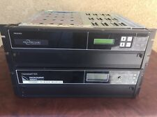 Microwave Radio Communication  Receiver & Transmitir Tested To power On Only