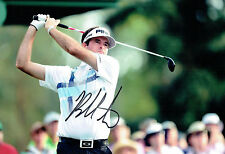 Bubba WATSON Signed Autograph 12x8 GOLF Photo The Masters Winner AFTAL COA