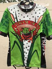 PRIMAL WEAR BAR HOPPER MENS CYCLING JERSEY SZ L
