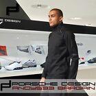 $480 Porsche Design Sport by adidas P'5000 Men Endurance Jacket Windproof Top S