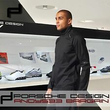 $480 Porsche Design Sport by adidas P'5000 Men Endurance Jacket Windproof Top S