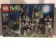 LEGO Monster Fighters Vampyre Castle (9468) NEW SEALED