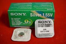 Batteria A Bottone Sony SR731SW - 329