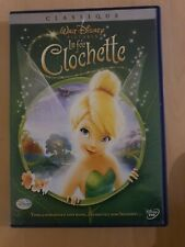 DVD DISNEY LA FEE CLOCHETTE