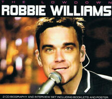 Robbie Williams : The Lowdown CD (2010) ***NEW*** FREE Shipping, Save £s