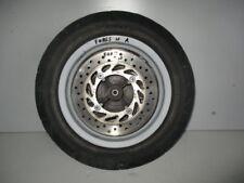 Ruota Anteriore Cerchio Disco Freno Freni Honda Foresight 250 1998 05 2006 Wheel
