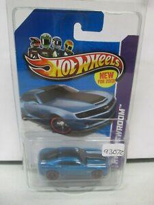 2013 Hot Wheels Chevy Camaro Special Edition HW Showroom
