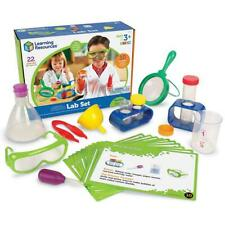 Learning Resources Children's Primary Science Lab Set, Science Experiment Kit 3+