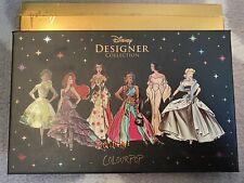 Colourpop Disney Designer Princess Palette