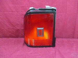 NOS OEM Oldsmobile Cutlass Ciera Tail Lamp 1987 - 88 Left Hand
