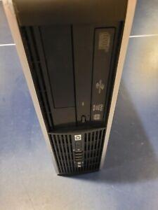 HP Compaq 6000 Pro Core 2 Duo 3.0 Ghz 4GB 250GB Small Form Factor