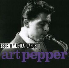 Art Pepper - Essential Standards [New CD]