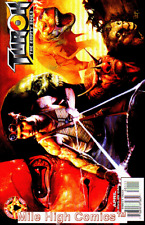 TUROK: EMPTY SOULS (1997 Series) #1 PAINTED Very Fine Comics Book
