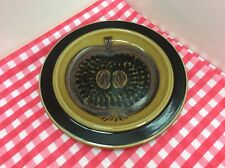 """Lovely """" Arabia Finland """" Pottery Plate By Gunvor Olin-Gronquist"""