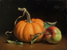 Original Oil Painting by DBC, Debbie Becks Cooper, Still Life, Realism, 6x8