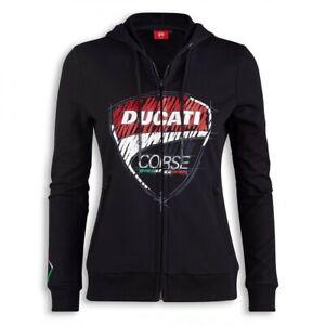 Ducati Corse Sketch Women Sweater Jacket Sweater Hoodie Sweatshirt Lady