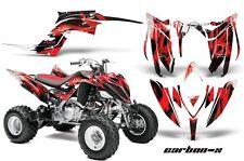 Atv Graphique Kit Décalque Autocollant pour Yamaha Raptor 700r 2013-2018 Carbonx