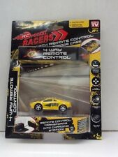 RC Pocket Racers FURY Remote Controlled Micro Race Car As Seen on TV  New