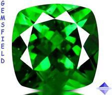 IF - 14.10cts !!! CHRYSOLITE de la Rép. Tchèque !!! lumineux vert - AAA++