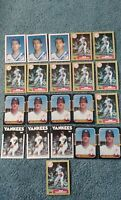 Bob Tewksbury Baseball Card Mixed Lot approx 115 cards