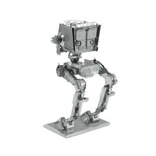 Fascinations Metal Earth 3D Laser Cut Steel Puzzle Model Kit Star Wars AT-ST