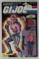 GI Joe Zarana 1986 action figure