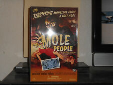 "Universal Monsters Sideshow 2003 The Mole People 12"" Action Figure NIP"