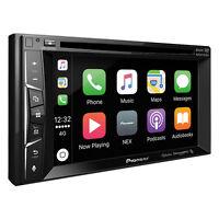 "Pioneer AVH-1330NEX 6.2"" DVD Receiver Built in Bluetooth HD Radio Apple CarPlay"