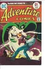 DC Comics! Adventure Comics! Issue 439! Featuring Spectre!