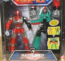 Power Rangers Spd Red Battlized