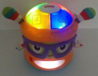 Fisher Price Franky Beats Bat With Boogie. FCV56. Used.