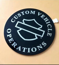 Harley V-ROD VRSC CVO Screamin' Eagle Medallion Emblem LAST UNITS AVAILABLE!!!