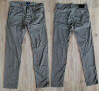 G-Star Correct Bronson Low Tapered 81901D W32 L34 Braun Denim Herren Jeans Hose