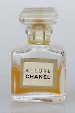 Chanel Allure Mini Eau De Parfum Tiny Crystal Bottle Very Rare