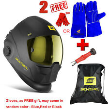 ESAB Sentinel A50 Welding Helmet-0700000800- BUY ONE GET TWO-GLOVE&MIG CLEANER