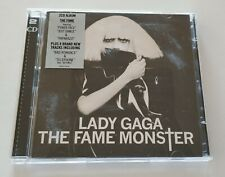 LADY GAGA 'The Fame Monster' 2x CD Album 2009