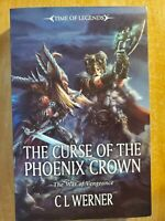 Curse of the Phoenix Crown Warhammer fantasy great condition War of Vengeance