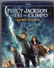Blu-ray PERCY JACKSON E GLI DEI DELL'OLIMPO Il ladro di fulmini L. L. BRANDON