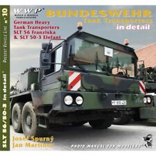 WWP Green Line No 10 - Bundeswehr Tank Transporters (FAUN) in detail ... NEW