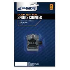 Champro Baseball Softball All Sport Push Button Counter Pitch Counter Shot Count