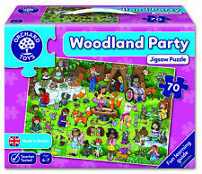 Orchard Toys Woodland Fête Puzzle