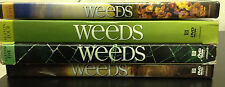 Weeds Seasons 2,4,5. and 6 Lot. Tested Works!!