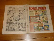 SCHOOL FRIEND Comic - No 386 - Date 05/10/1957 - UK Paper Comic (Rusty Staples)