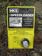 HKS 22HR Speed Loader H&R 22LR 9 Shot 22-HR NEW*