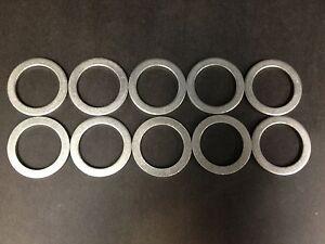 Set of 10 Transmission Filler Sealing 24mm Washers For Honda 90441-PK4-000