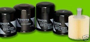 Scion xB 2008 - 2014 Oil Filter (5) - OEM NEW!