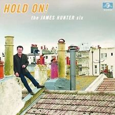 Hold on 0823134004023 by James Six Hunter CD