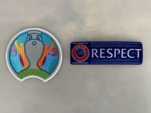 UEFA EURO 2020 jersey patch set